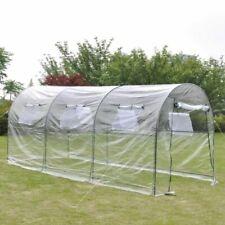 vidaXL 40785 Outdoor Walk-In Greenhouse