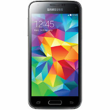 Samsung Galaxy S5 Mini 16GB Black Telstra B *VGC* + Warranty!!
