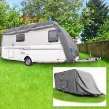 Wohnwagen Schutzhülle Abdeckunghaube Gr.L 6,10x2,50x2,20m Abdeckung Caravan