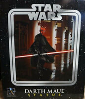 Star Wars Darth Maul Gentle Giant Statue New 2006 1/6 Scale Amricons