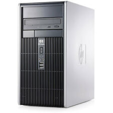 PC TOWER HP DC5750 ATHLON64 3500 2.20 GHZ 2GB RAM DDR2 80GB HD  XP HOME