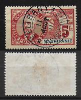 MAURITANIE - Col Française - Oblitéré - 16 - TTB/USED - RARE.