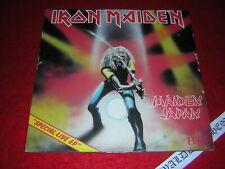 Iron Maiden - Maiden Japan, EMI 1CK062-07534, Vinyl EP 1981