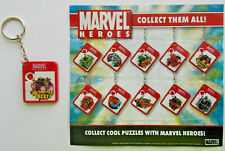 "Landrin - Marvel Heroes - "" Schiebepuzzle 5 "" mit BPZ 2008"