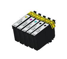 5 Pack Reman T220XL 220XL Ink CARTRIDGE FOR Epson WorkForce WF-2650 Printer