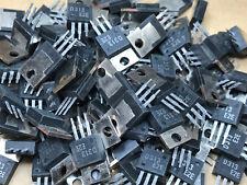 """50 X   2SD313 E  """"Original"""" SANYO Transistor  (FACTORY TRIM LEGS)"""