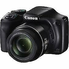 CANON 1067C001 20.3-Megapixel PowerShot SX540 HS Digital Camera