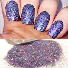 BORN PRETTY Nail Glitter Powder Dust Nail Art Holo Starry Holographic Laser