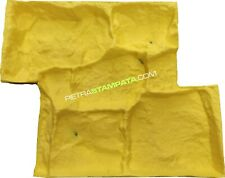 Vertical concrete stamp Polyurethane STAMPS for Concrete Cement rubber mold