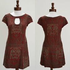 Nanette Lepore Dress Size 8 Medium Beaded Silk Formal NWT Party Festive $595 New