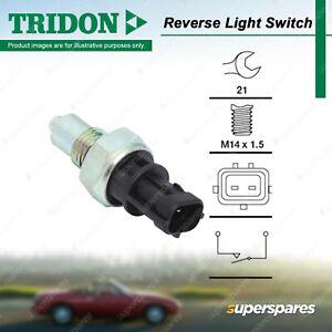 Tridon Reverse Light Switch for Suzuki Jimny Kizashi Liana Swift Wagon R