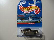 Hot Wheels: 1998 X-Ray Cruiser Series, 63 Corvette, Brand New Sealed