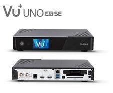VU + Uno 4K SE 1x DVB-C FBC Twin Tuner PVR ready Linux Receiver UHD 2160p Enigma