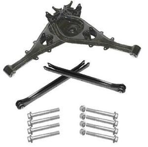 Rover 75 MG ZT Full Rear Suspension Arm Kit RGG104962 RGG104972 2x RGG105211