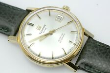 Vintage Tissot Seastar Automatic Cal 2481 Gold Plated Gents Watch