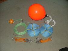 Drop line bottom rig deep sea  500 meter fishing system