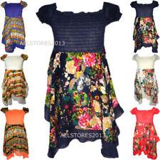 Vêtements soirée courte en polyester pour fille de 2 à 16 ans