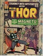journey into mystery 109 silver age comic thor magnetos quicksilver