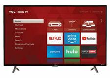 """Tcl 32S305 32"""" 720p Hd Roku Smart Led Smart Tv"""
