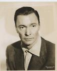 Barry Sullivan Vintage silver print,Barry Sullivan est un acteur et réalisate