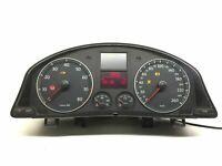VW Golf 2004 Benzin Km/H Tachometer Kombiinstrument Tachometer 1K0920850K