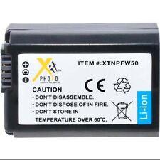 NP-FW50 Battery for Sony Alpha NEX-3 NEX-5 NEX-6 NEX-7 SLT-A33 NEX3NL/B