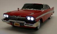 Autoworld 1/18 Scale Metal Model Car AWSS102/06 - 1958 Plymouth Fury - Christine