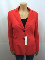 319€ NEU MARCCAIN MARC CAIN leichter Designer Blazer Gr.N5 42 Jacke Jacket Rot