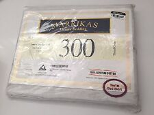 New Marrikas Luxury Bedding Twin Bed Skirt Egyptian 300 Thread Beige Sheets Room