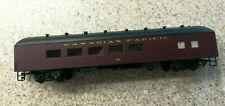 Canadian Pacific baggage coach, assembled (Athearn)