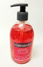(17,98€/L) Marseille Natur Flüssigseife Rose 500 ml Seife im Spender Handseife