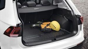 Genuine VW Tiguan Allspace Plastic Cargo Boot Liner Protector (2018-Current)
