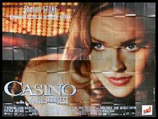 CASINO Affiche Cinema 400 x 300 cm Movie Poster Martin Scorsese Sharon Stone