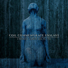 Coil commemorate Enslave-L 'infinita VANITA del tutto CD