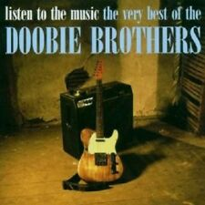 DOOBIE BROTHERS 'LISTEN TO THE MUSIC-VERY BEST OF' CD