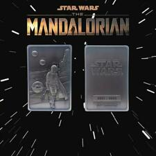 Star Wars The Mandalorian Iconic Scene Collection Ingot Limited Edition of 9 995