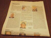Dick Goddard Obituary Cleveland Plain Dealer Newspaper Aug 9 2020