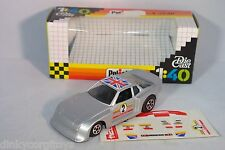 POLISTIL E2015 E 2015 PORSCHE 924 RALLY GREY MINT BOXED