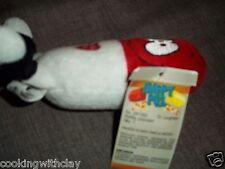 PLUSH DOLL FIGURE HAPPY PILL TOY STRESS RELIEVER SQUEEZE TOY DR LAUGHTER