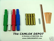 Camlok #8 - #4 FEMALE ONLY In Line Single Phase Kit