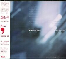 Nathalie Wise - Film Silence - Japan CD - NEW Limited E