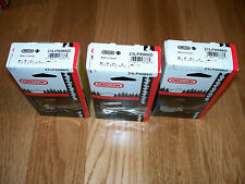"""3 Oregon chainsaw chains 21LPX066G  16"""" .325 pitch .058 gauge 66 Drive Links"""