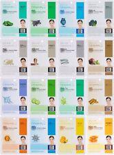Paquete De Mascarillas Faciales De Colágeno Vitamina E Rostro Completo, 16 Pzas.