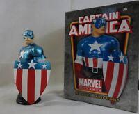 MARVEL mini-bust CAPTAIN AMERICA World War II n°178/1300 BOWEN WWII 17 cm 2010