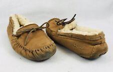 UGG Australia Women's Dakota 5133 Brown Slippers Mocassin Size 9