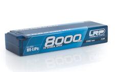 LRP P5-hv TC Stock Spec Graphene 8000mah Hardcase 7.6v Lipo 60c #430250