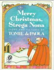 Merry Christmas, Strega Nona by Tomie dePaola (Paperback / softback, 1991)