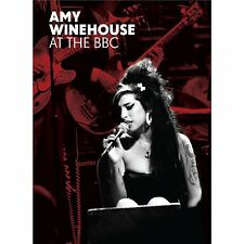 "AMY WINEHOUSE ""AT THE BBC"" RARE 3 DVD + CD 2012 - SEALED"