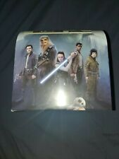 """Nib Disney """"Star Wars-The Last Jedi"""" 32 Valentine Cards! w/48 Heart Seals!"""