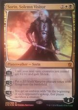 Sorin, Visiteur Solennel PREMIUM / FOIL VO - Sorin, Solemn Visitor  - Magic mtg